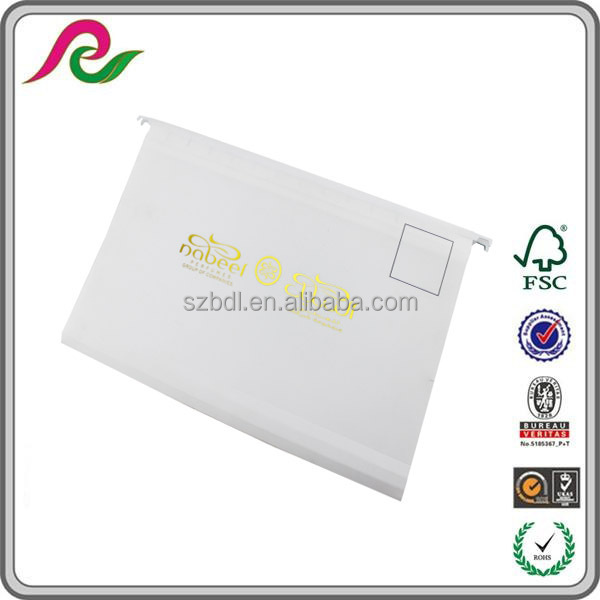 Document collect PVC folder office using