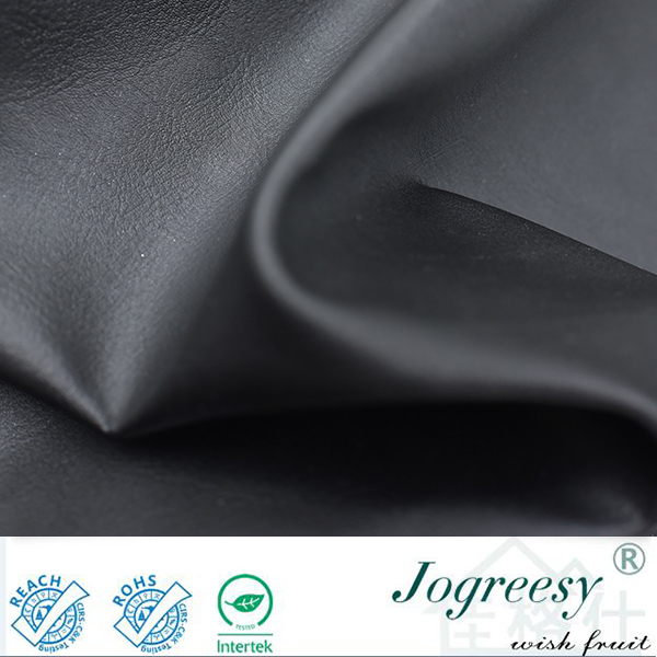 free DMF soft black sofa leather