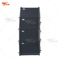 Guangzhou supplier Stage Performance 12 inch Line Array systems speaker