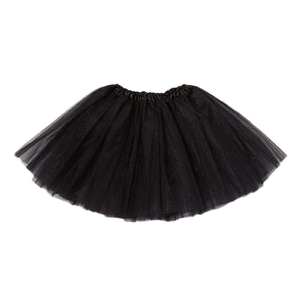 9f5702691 Get Quotations · Yoyorule Princess Baby Girls Pettiskirt Party Ballet Tutu  Skirt Mini Dress