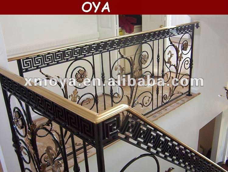 Diseños de barandilla de escaleras de hormigón acero escaleras de ...
