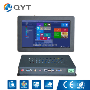 Best type of 1280x800 j1900 pos system mini computer with 2*RS232