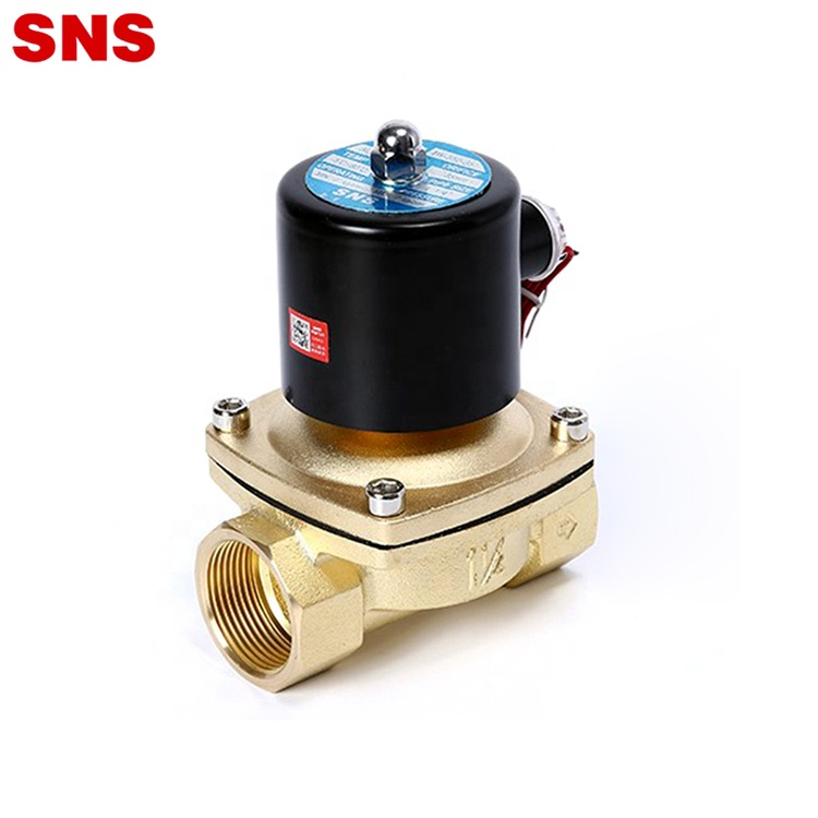 SNS 2W350-35 Pilot-운전, 형 Normally Closed 2 Way Solenoid Valve