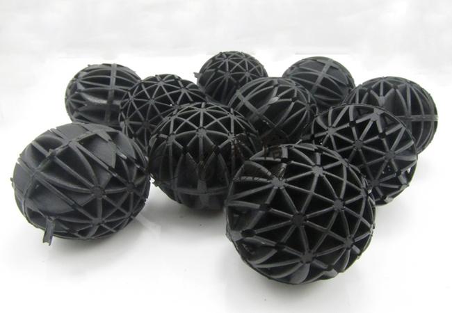 Plastic Filter Pp Material Aquarium Bio Ball
