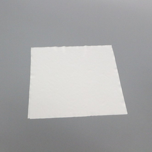 Medical microfiber dust free wiping cloth