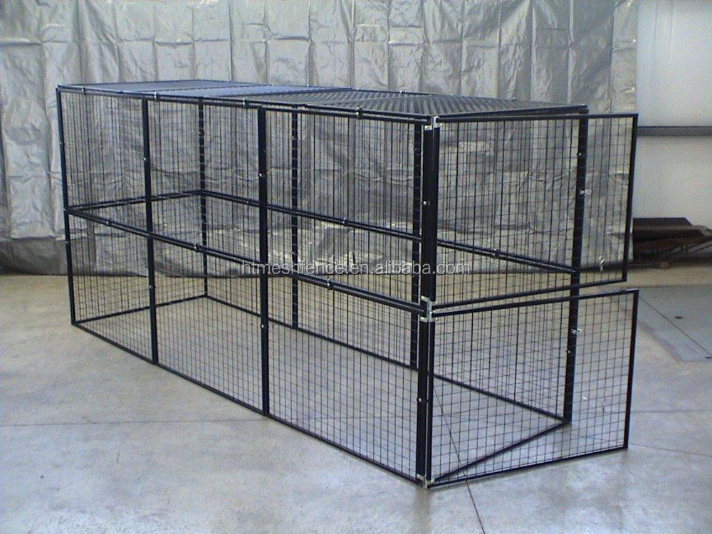 Large Portable Dog Runs /pet Enclosure /dog Fence Panel /dog Kennel Panel  Direct
