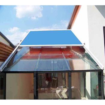 Hot Selling Horizontal Retractable Canopy Balcony Pergola ...