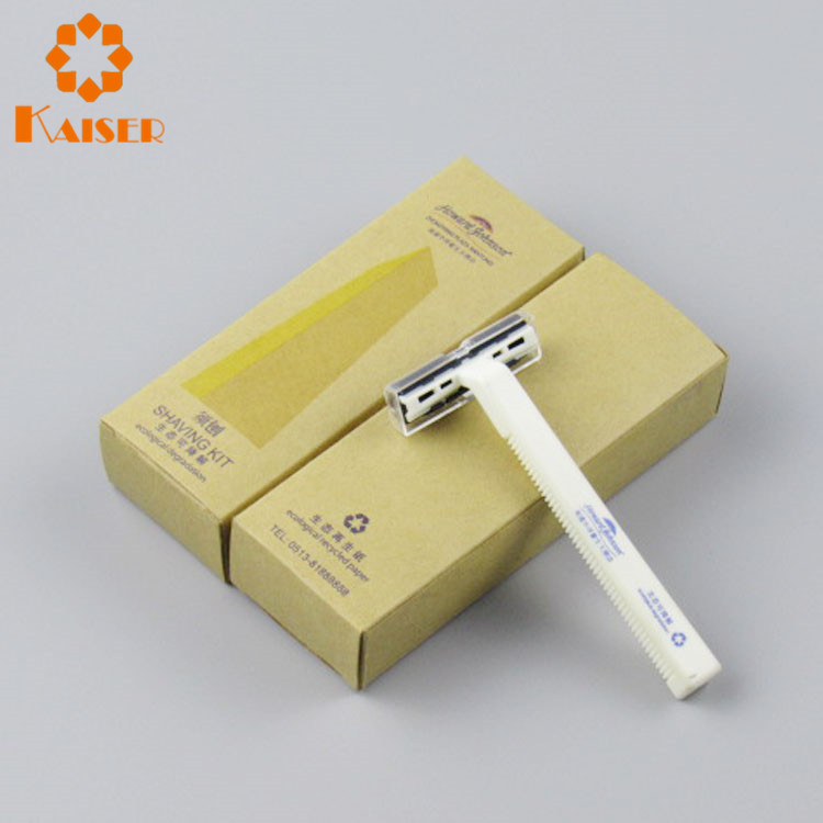 Low factory price straight double edge safety razor
