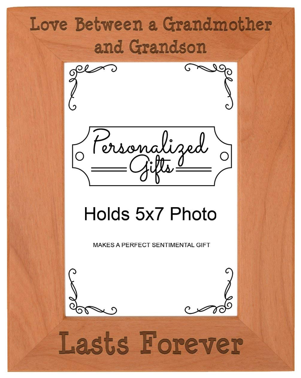Get Quotations First Time Grandma Gifts Love Between A Grandmother Grandson Lasts Forever Birthday Natural Wood
