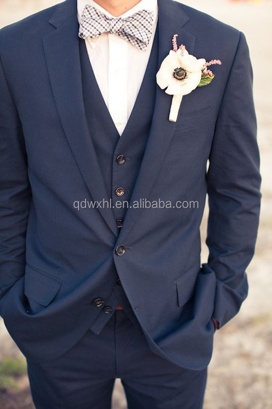 New Style Casual Man Suit Tuxedo With Pants Made To Measure Suits ...