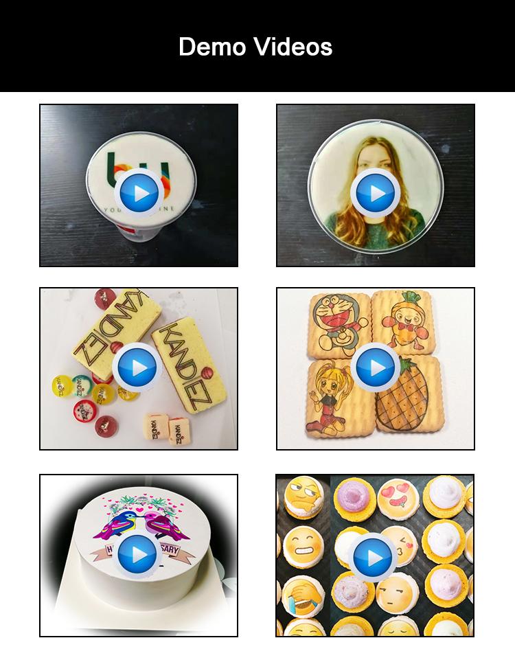 Refinecolor wifi&USB selfie coffee printing machine / selfie coffee printer machine