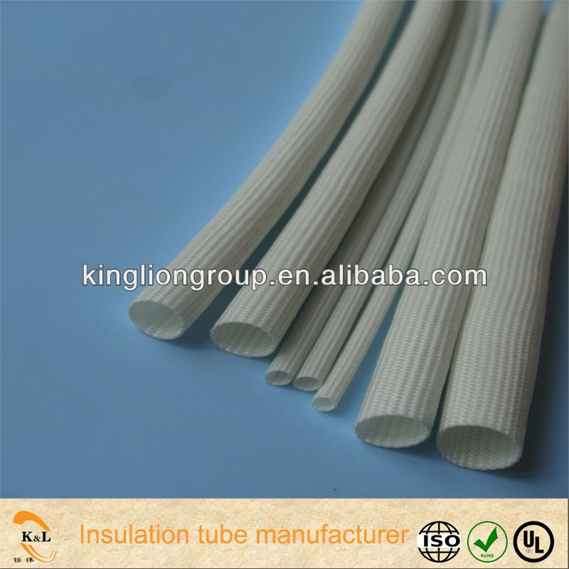 Kinglion silicone rubber fiber glass sleeving