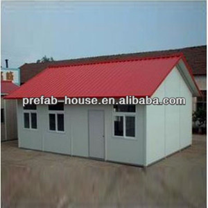 Light steel prefab low-cost small modular house