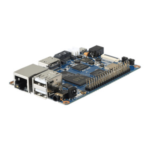Quad Core R40 Allwinner chip Banana Pi M2 Ultra Development board with  WIFI&BT4 0,EMMC Flash memory on board
