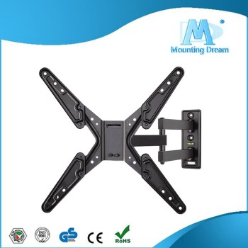 Mounting Dream Heavy-duty good quality Full-motion Swing arm wall mounts XD2413-MX fits for most 26-52'' LED/OLED/plasma TVs