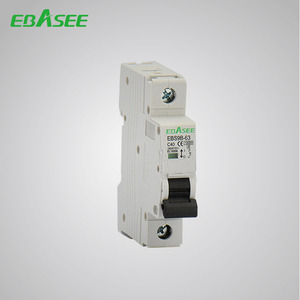 EBS9B 2P electrical symbol circuit breaker