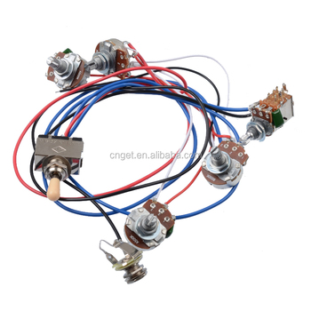 Electric Guitar Wiring Harness Kit 2v2t Pot Jack 3 Way Switch For Lp on 3 way sensor switch, 3 way switch trim, 3 way switch wire, 3 way switch installation, 3 way switch terminals, 3 way switch outlet, 3 way switch connections, 3 way light, 3 way fuse, 3 way switch operation, 3 way install, 3 way switch fans, 3 way pull chain, 3 way switch circuits, 3 way switch screws, 3 way relay switch, 3 way parts, 3 way switch schematic, 3 way switch configuration, 3 way switch receptacle,