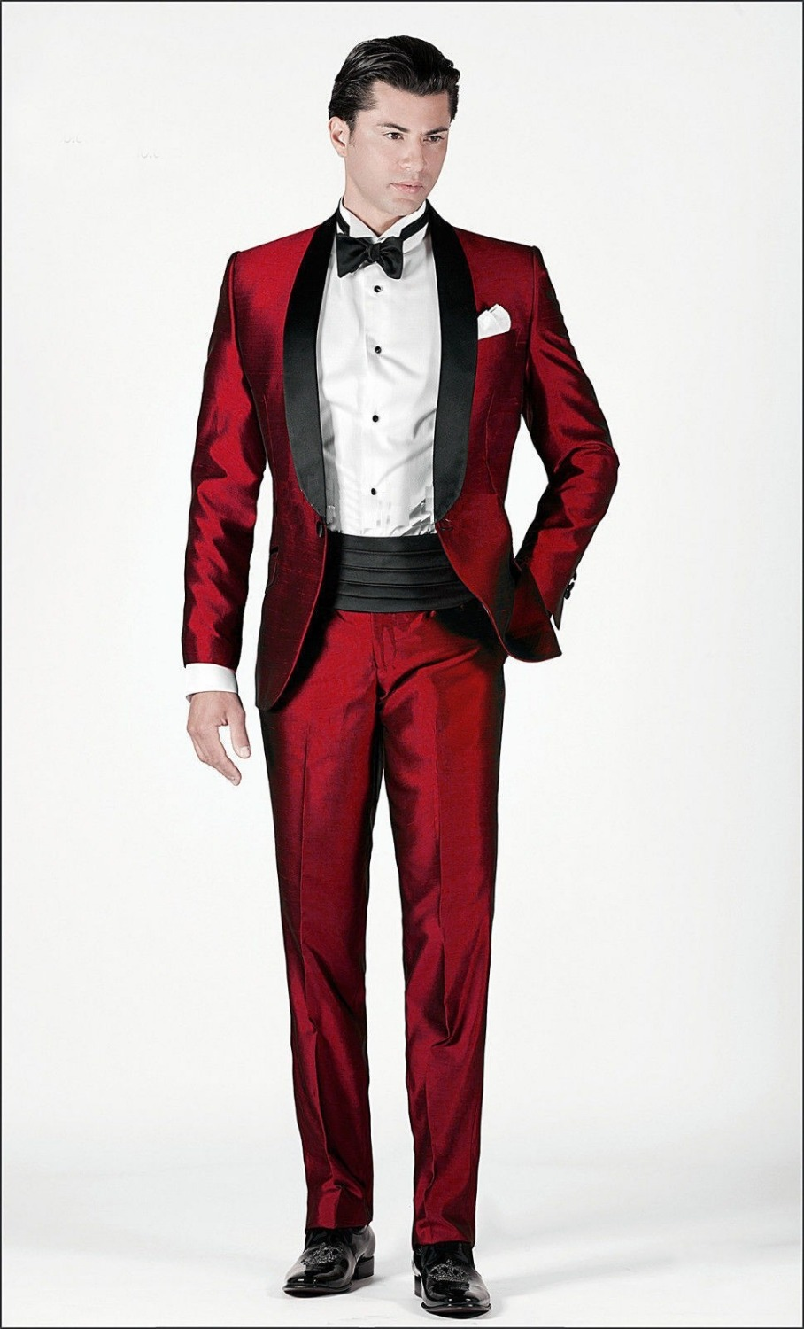 024e668908346 ... groom suits wedding suits(Jacket Pants vest)-in Suits from Men s  Clothing   Accessories on … July