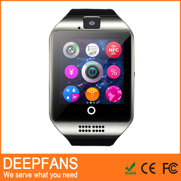 2016 Cheap Smart Watch With Bluetooth Support Gsm Sim Card Quad Bands