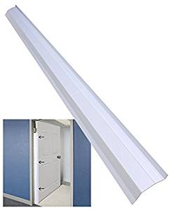 PinchNot Home Shield for 90 Degree Doors - Guard for Door Finger Child Safety by Pinch-Not