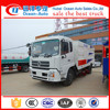 China manufacturer !! Dongfeng 8 CBM small street sweeper price