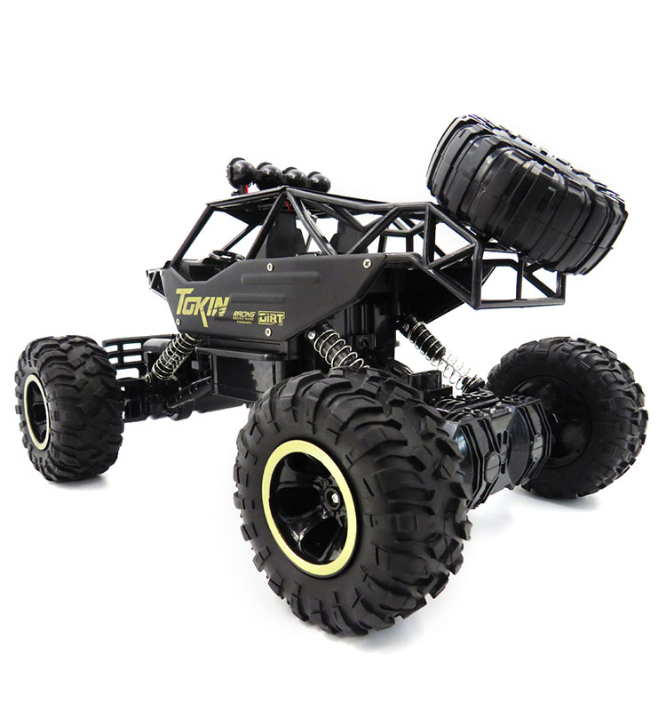 3. 6026E_Black_2.4G_4WD_Off-Road_Buggy_Rc_Climbing_Car_Remote_Control_Alloy_Car