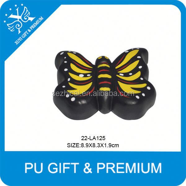 promotional gift 2014 latest premium animal pu toy for kids