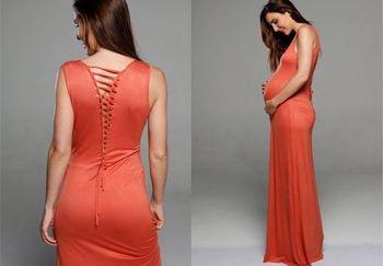 Maternity sexy dress