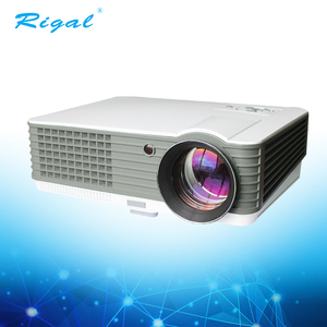 2000 lumens OEM hd led mobile phone mapping projector