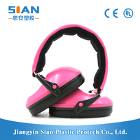 Protective sound baby hearing protection ear muffs for customization