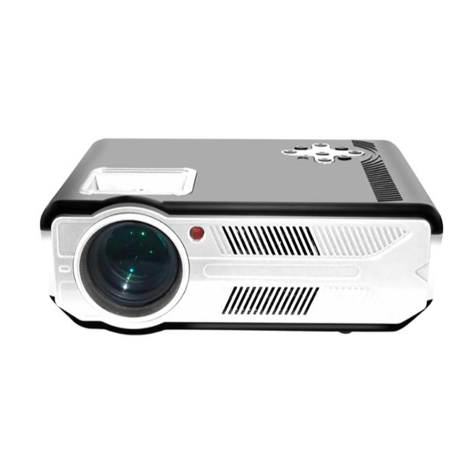High Quality mini home led projector home theatre system we show indian price