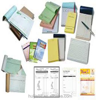 Multiply Commercial Invoice Book Menu Book Buy Menu Book Design - Invoice booklet
