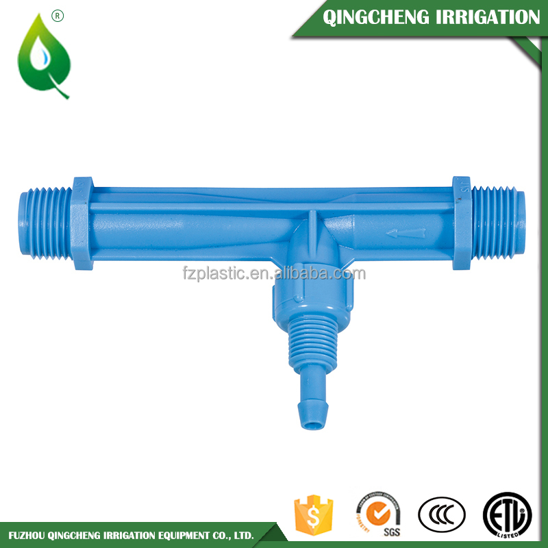 "Irrigation Fertilizer Injector 1/2"" Venturi Injector"