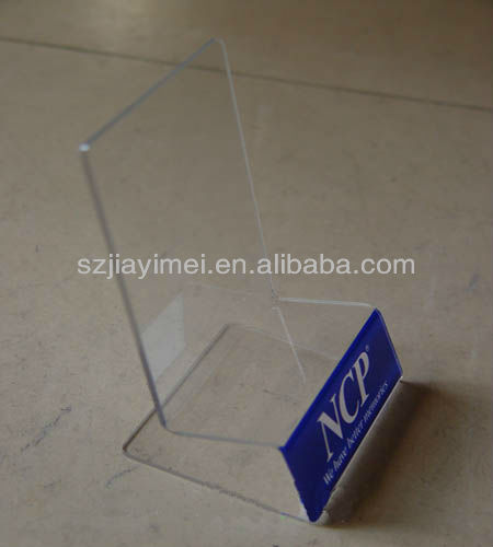 hot sale acrylic mobilephone display stands with EXW price