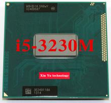 Core i5 3230M 2.6GHz 3M SR0WY Dual Core Four threads 3230 Notebook processors Laptop CPU PGA 988 pin Socket G2