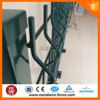 Perfect Quality Crimped Wire Mesh Fence / Dutch Wave Wire Netting