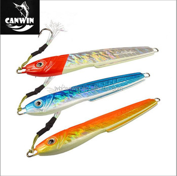 Slow Pitch Snapper Fishing Tackle Artificial Bait Saltwater Fishing Lures  Inchiku Jigs - Buy Saltwater Fishing Lures Inchiku Jigs,Slow Pitch  Jigs,Slow