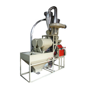Rice flour mill to make flour cereal grain grinding machine for production Grinder