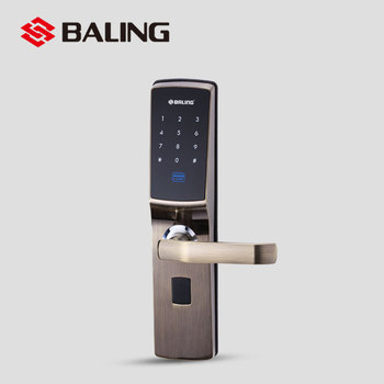 The Keypad External Locks For Luxury Villa Pword Door Digital Lock Remote Control Electric