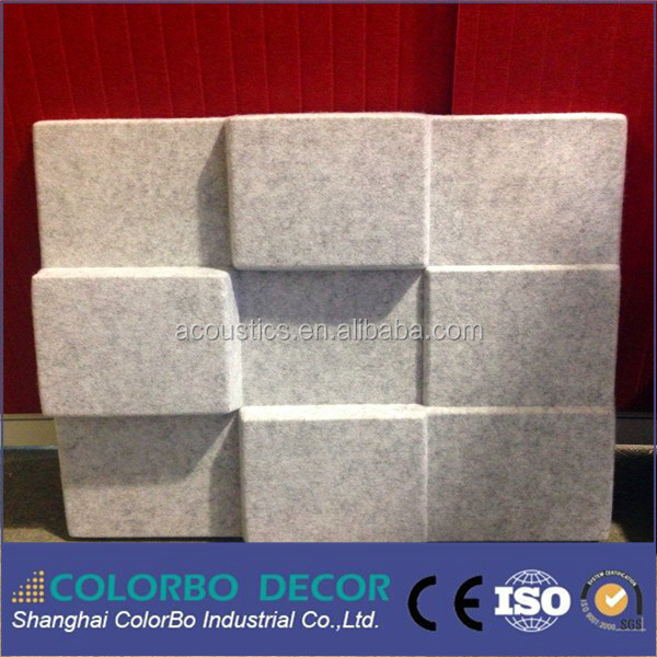 China Supplier Wall 3d Acoustic Panels Damping Panels For Music ...