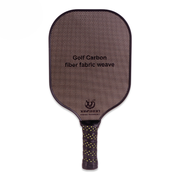 Mais alta qualidade pickleball 3 K PP Fibra De Carbono pás Do Favo De Mel Enchendo Pickleball Pá raquete