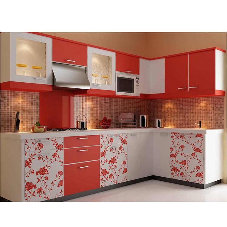 Venta al por mayor aluminio muebles cocina-Compre online los mejores ...
