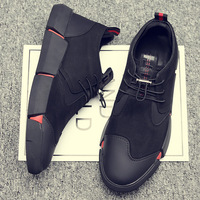 or20523a fashion European autumn winter 2018 new student leisure shoes British Korean men casual sneakers