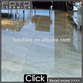 Inkjet Print Glazed Glossy Grey X Porcelain Tile Flooring Wall - 24 x 36 porcelain tile