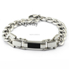 SSB100009 2015 New Unique Style Stainless Steel Men's Chain Bracelet