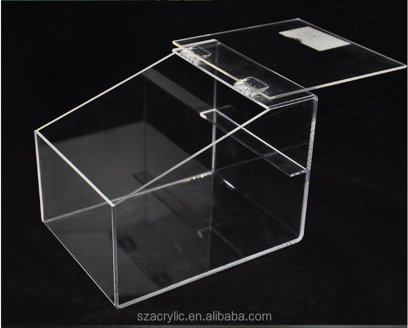 Supermarket Plastic acrylic candy box candy cases snacks display box