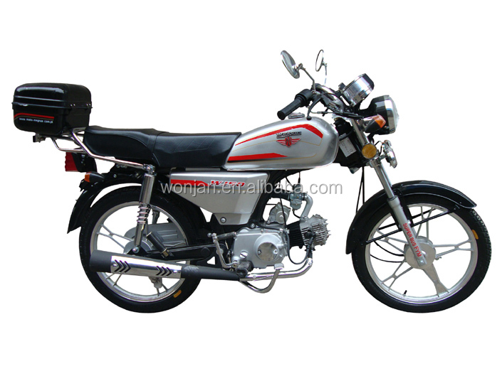 Chinese Cheap Best Selling 4 Stroke 50cc Street Bike Wj50 With Eec ...