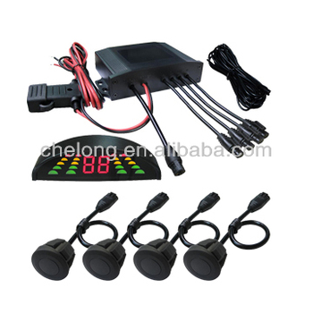Car Parking Sensor System For Bus And Truck Reverse Sensor - Buy ...