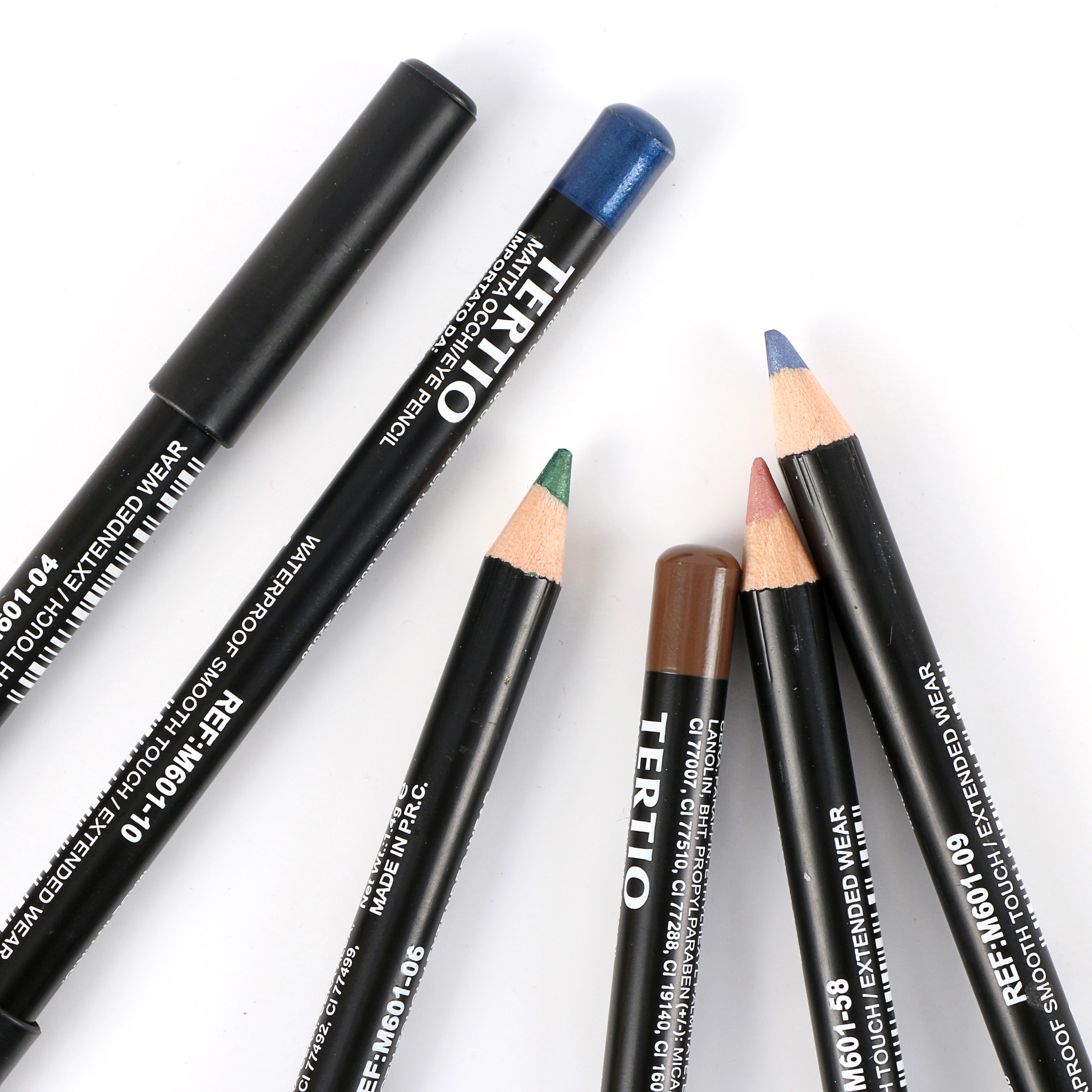 Customize waterproof color eyeliner pencil private label makeup cosmetics eye liner eye pencil