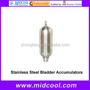 Stainless Steel Bladder Accumulator